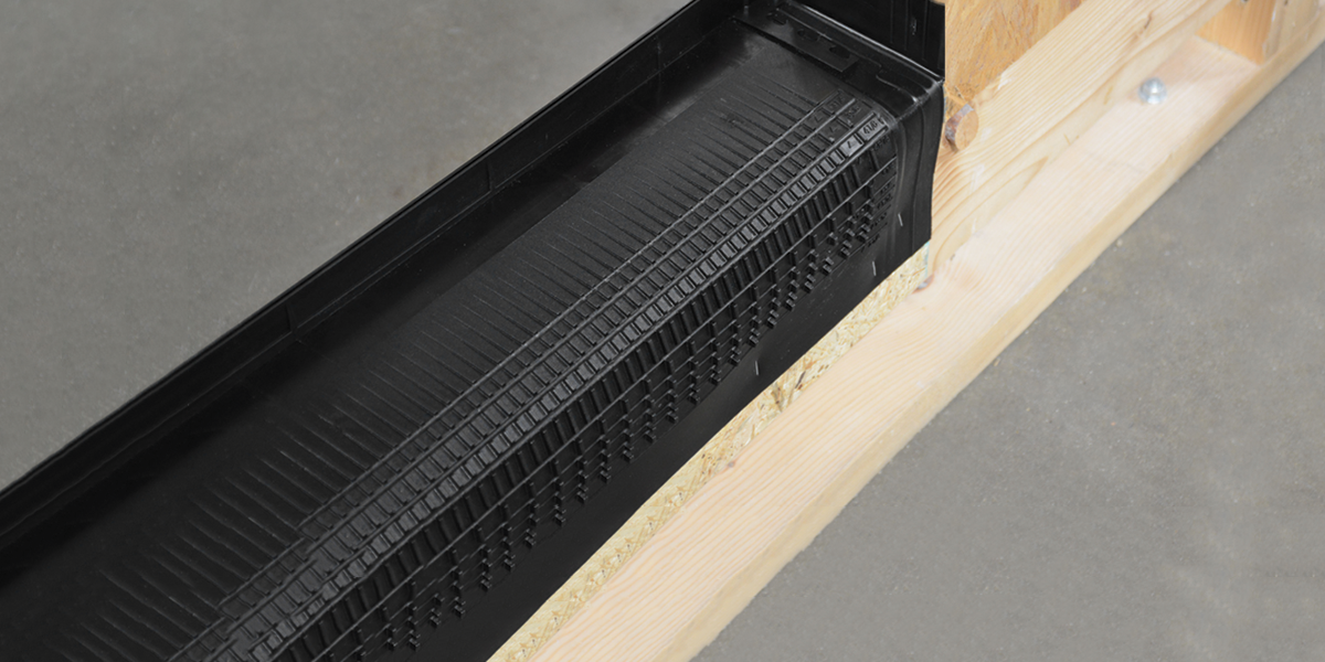 Product Spotlight: The VersaPan™ Sloped Sill Pan